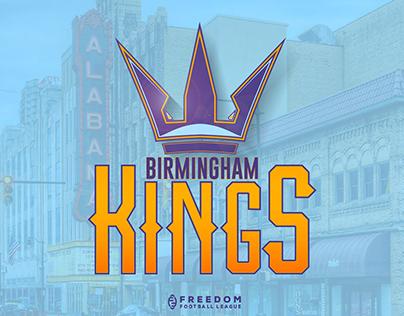 Birmingham Kings - Freedom Football League