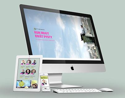 IT Voimala - Brand Imagery & Web