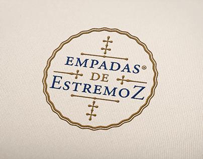 EMPADAS DE ESTREMOZ . re-branding + graphic design