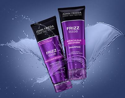 Frizz Ease   splash series