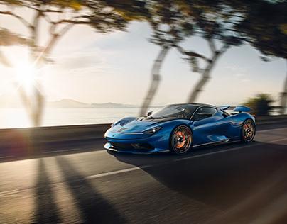 Automobili Pininfarina - Full CGI