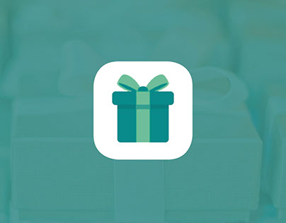 Giftor - Conceptual Design for Mobile App