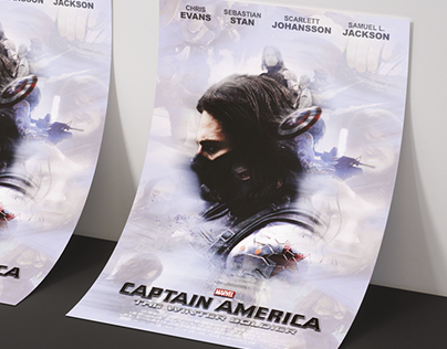 Captain America: Winter Soldier | Marvel