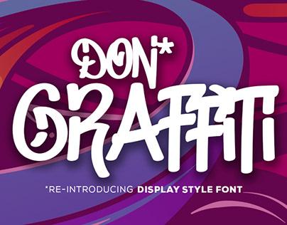 DON GRAFFITI - FREE FONT