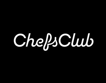 Chefs Club rebrand