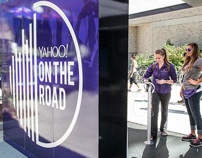 Yahoo! – On the Road