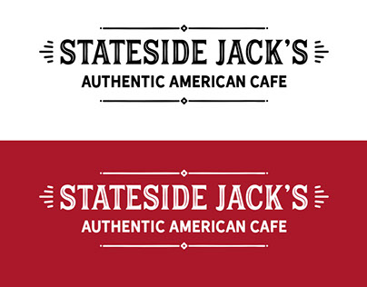 Stateside Jack's - Naming & Brand identity