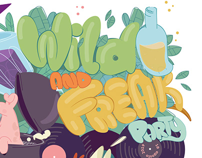 Wild and Freak party