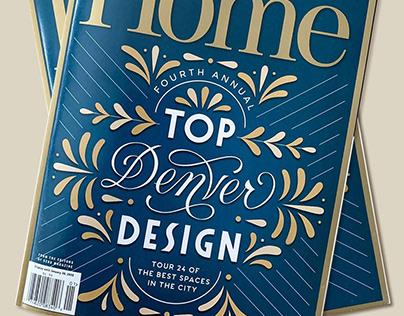 5280 Home Magazine Cover