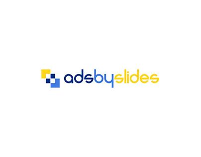 adsbyslides - logo and branding design
