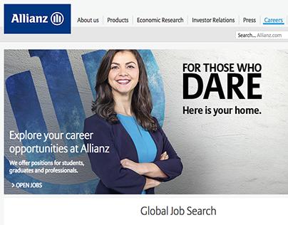 Allianz [Social Recruiting - Digital Strategy]