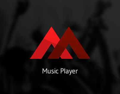 Music Player App Design and Branding