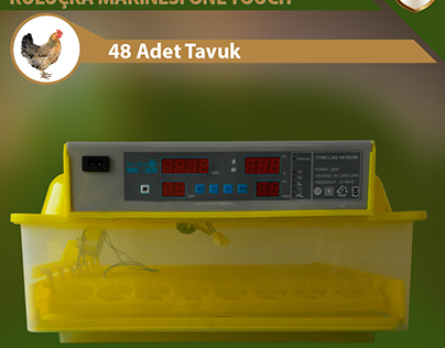 http://www.caganmakina.com/ Çağan kuluçka