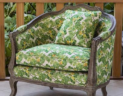 Patterns for Chelebi Furniture