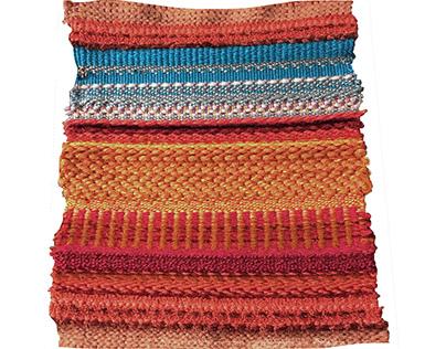 Weaving 1 Samples Spring 2019