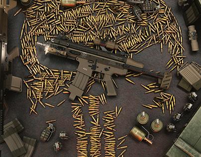 have more guns than I need