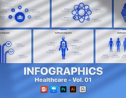 Free Healthcare Infographics