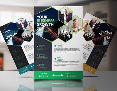 Business Growth Flyer