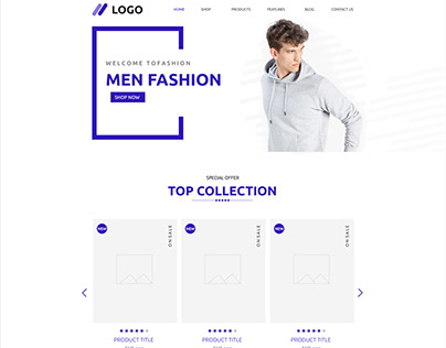 E commerce Theme Design