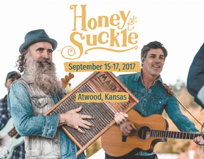 Honey Suckle Bluegrass Festival