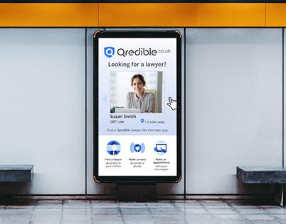 Qredible - Motion Advert