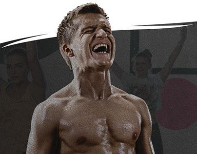 """Rebranding of """"Ryvok"""" fitness program"""