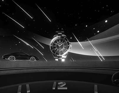 Chanel J12 - VR Interactive Experience