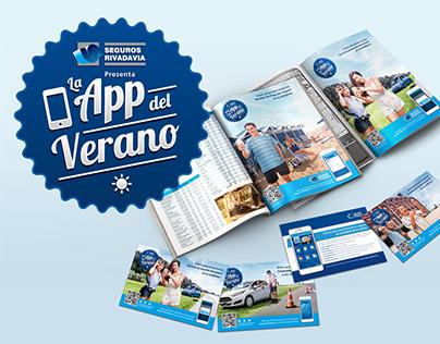 """Campaña """"La App del Verano"""""""