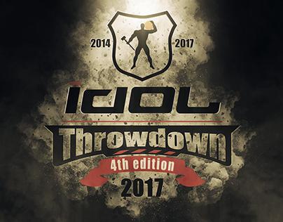 Idol Throwdown 2017