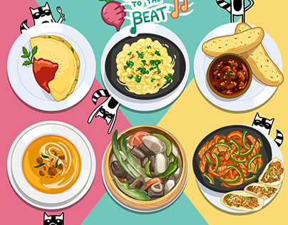 Cook to the Beat Assets
