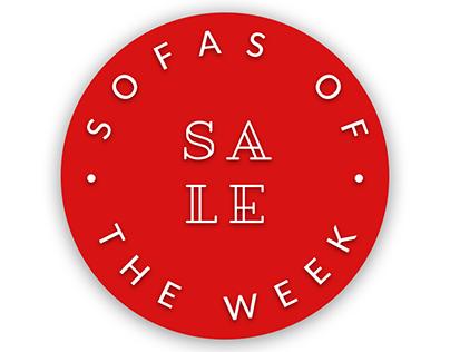 Sofas Of The Week - Branding & Posters