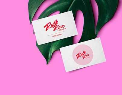 Ruth Rose Branding