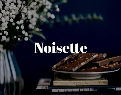 CHOCOLATE PACKAGING | Noisette