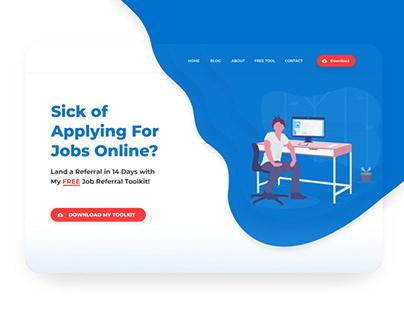 Web Design Entry