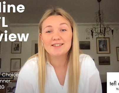 TEFL Online Pro Reviews   Clara   Teach and Travel