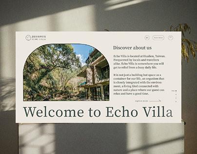 Echo Villa Rebranded