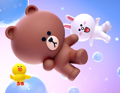 Philips Sonicare LINE FRIENDS Edition