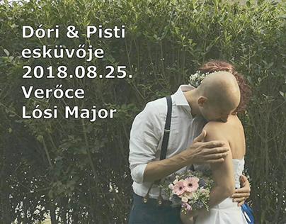 Dóri és Pisti 2018.08.25. Verőce, Lósi Major, HU EU