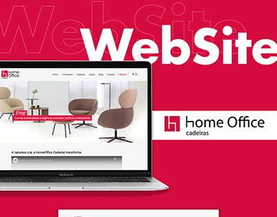 Website - HomeOffice Cadeiras