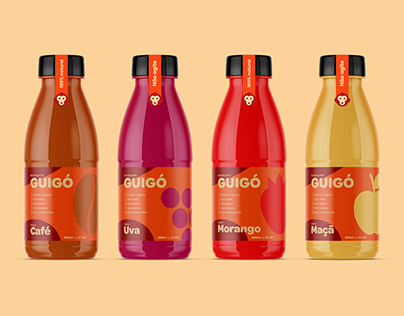 Guigó - Identity   Packaging