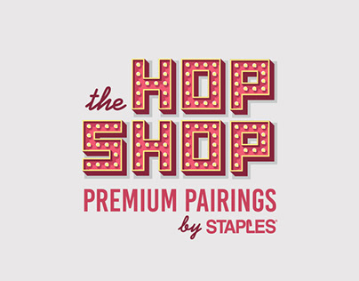 The Hop Shop Branding