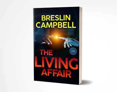 The Living Affair Book Cover.