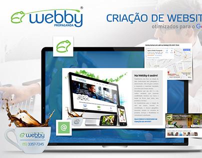 Webby Propaganda - Criação de Websites