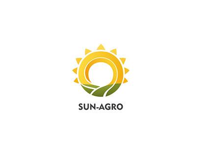 SUN-AGRO. Редизайн логотипа