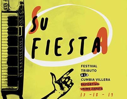"""Festival Tributo a la """"Cumbia Villera"""""""