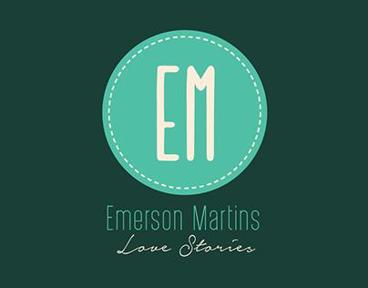 Logotipo Emerson Martins-Love Stories