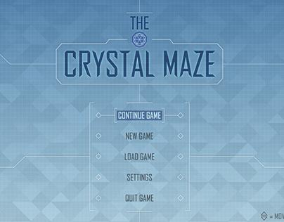 Crystal Maze Mockup UI