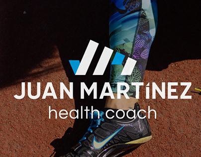 Juan Martínez · Health Coach | Branding & Web