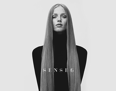Sense6 Fashion Website Design