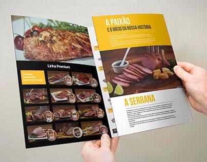 Catálogo Serrana Alimentos